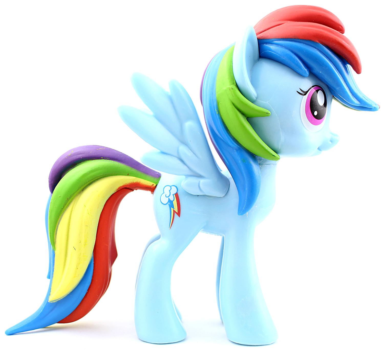 Funko vinyl Rainbow Dash oikea kylki