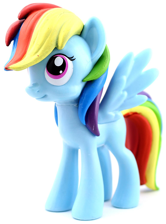 Funko vinyl Rainbow Dash vasen etuviisto