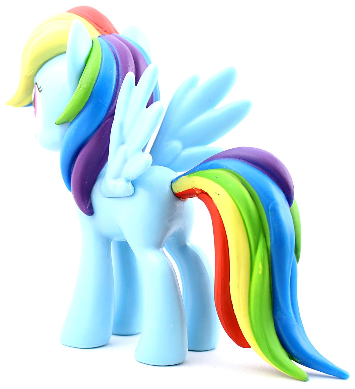 Funko vinyl Rainbow Dash vasen takaviisto