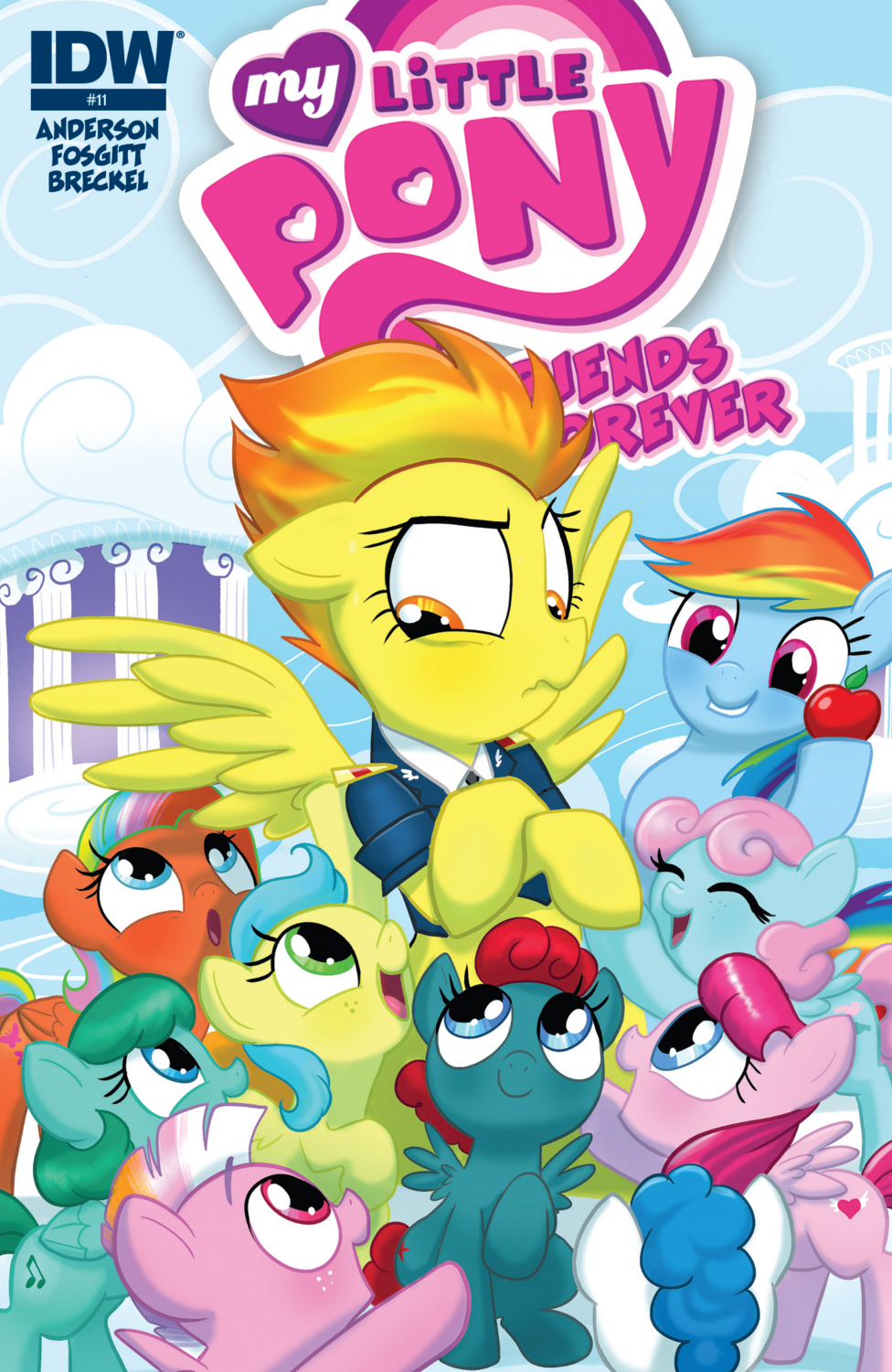 MLP Friends Forever 11 kansi
